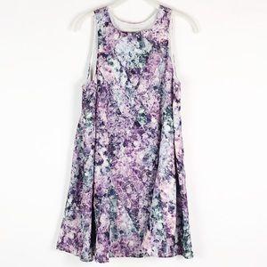 KEEPSAKE the Label   Floral Tent Mini Dress
